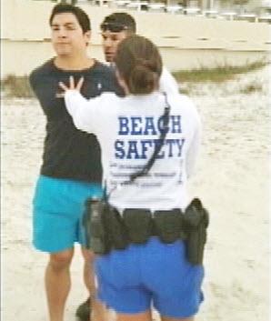 Daytona Beach Officer Michael Gutierrez