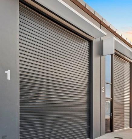 Roller shutter Melbourne