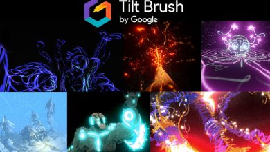 Photo of Tilt Brush by Google