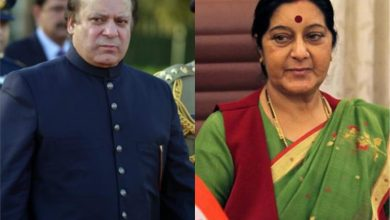 Photo of Slayed! Sushma Swaraj's Whipping Reply To Nawaz Sharif For His Delusional Dream