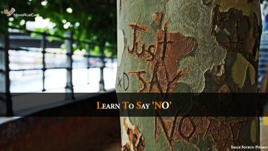 Photo of Learn To Say 'NO'