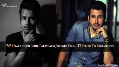 Photo of TVF Heartthrob Amol Parashar's Journey From IIT Delhi To Bollywood!