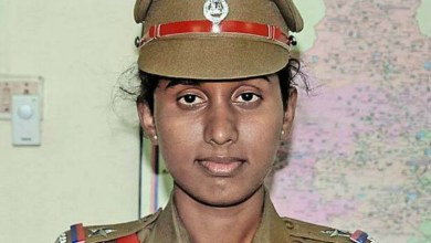 "Photo of ""Prithika Yashini- First Transgender To Be A Police Official"