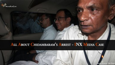 Photo of All About Chidambaram's Arrest – INX Media Case