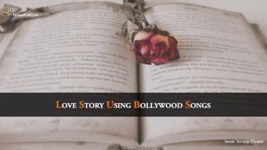 Photo of Love Story Using Bollywood Songs