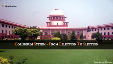 Collegium System - From Selection To Election