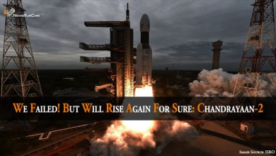 Photo of We Failed! But Will Rise Again For Sure: Chandrayaan-2