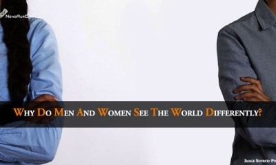 Why Do Men and Women See The World Differently?