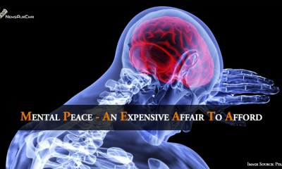 Mental peace - An expensive Affair To Afford