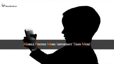 Photo of Mobile Phones, More Important Than Mom!