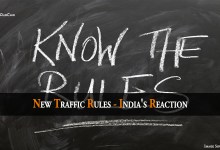 New Traffic Rules – India's Reaction