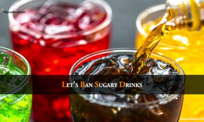 Let's Ban Sugary Drinks
