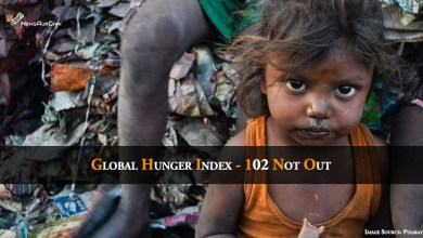 Global Hunger Index-102 not out