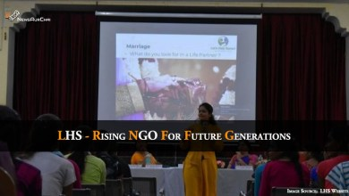 Photo of LHS – Rising NGO For future Generations