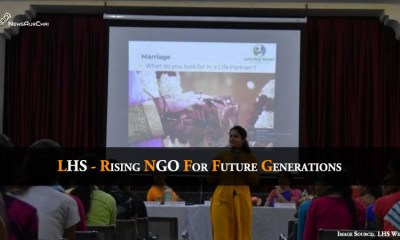 LHS- Rising NGO for future Generations