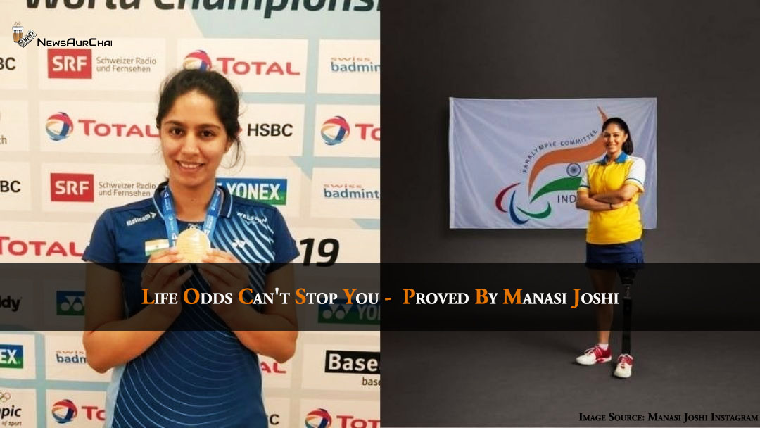 Life Odds Can't Stop You - Proved By Manasi Joshi