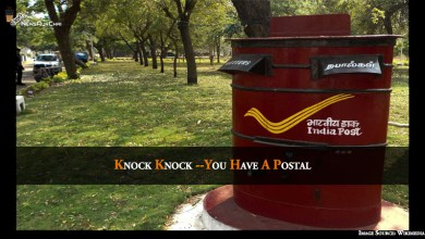 Knock Knock You Have A Postal