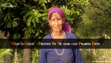 Photo of 'Old is Gold'- Proven by 76-year-old Prabha Devi