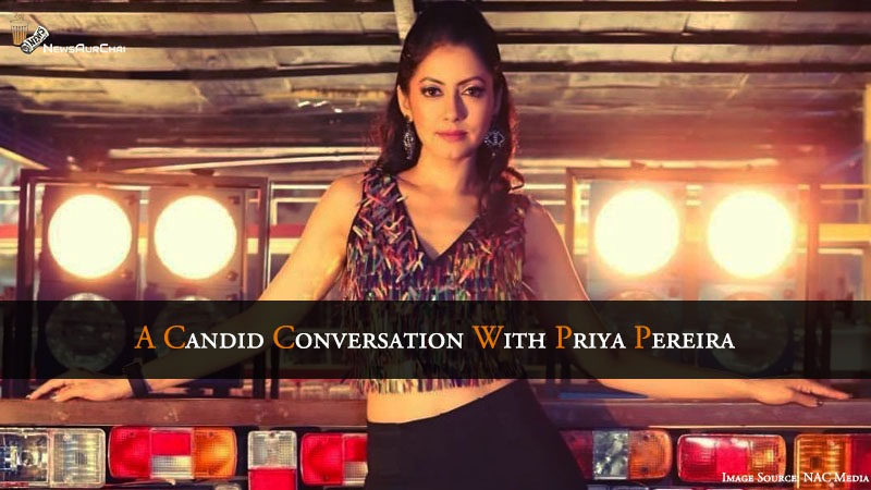 A Candid Conversation With Priya Pereira