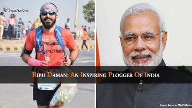 Photo of Ripu Daman: An Inspiring Plogger Of India