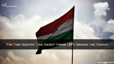 Photo of Why Does Selective 'Civil Society' Oppose BJP's Ideology And Politics?