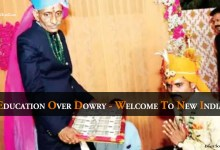 Education Over Dowry - Welcome To New India