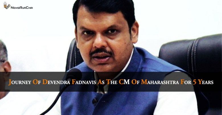 Journey Of Devendra Fadnavis as the CM of Maharashtra for 5 years