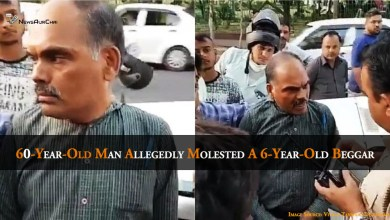 60-Year-Old Man Allegedly molested A 6-Year-Old Beggar