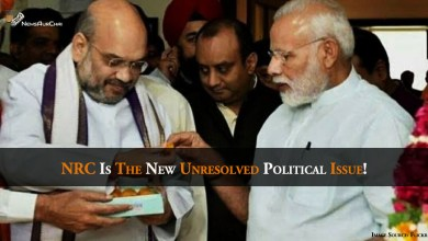 NRC IS THE NEW UNRESOLVED POLITICAL ISSUE!