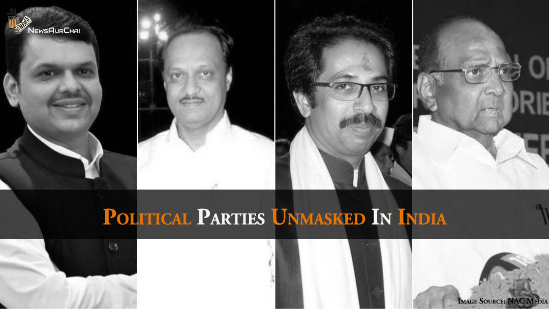 Political parties unmasked in India
