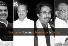 Photo of Political Parties Unmasked In India