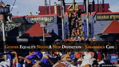 Gender equality needs a new definition-Sabarimala case
