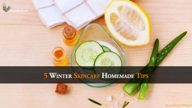 Photo of 5 Winter Skincare Homemade Tips