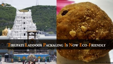 Photo of Tirupati Laddoos Packaging Is Now Eco-Friendly
