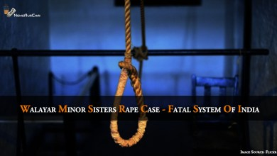 Photo of Walayar Minor Sisters Rape Case – Fatal System Of India