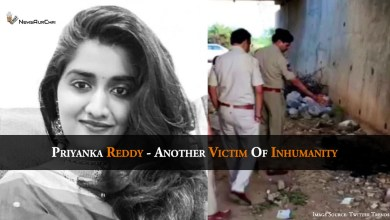 Photo of Priyanka Reddy – Another Victim Of Inhumanity