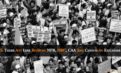 Is There Any Link Between NPR, NRC, CAA And Census: An Explainer