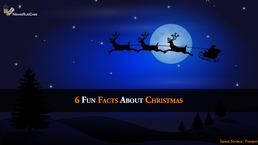 6 Fun Facts About Christmas