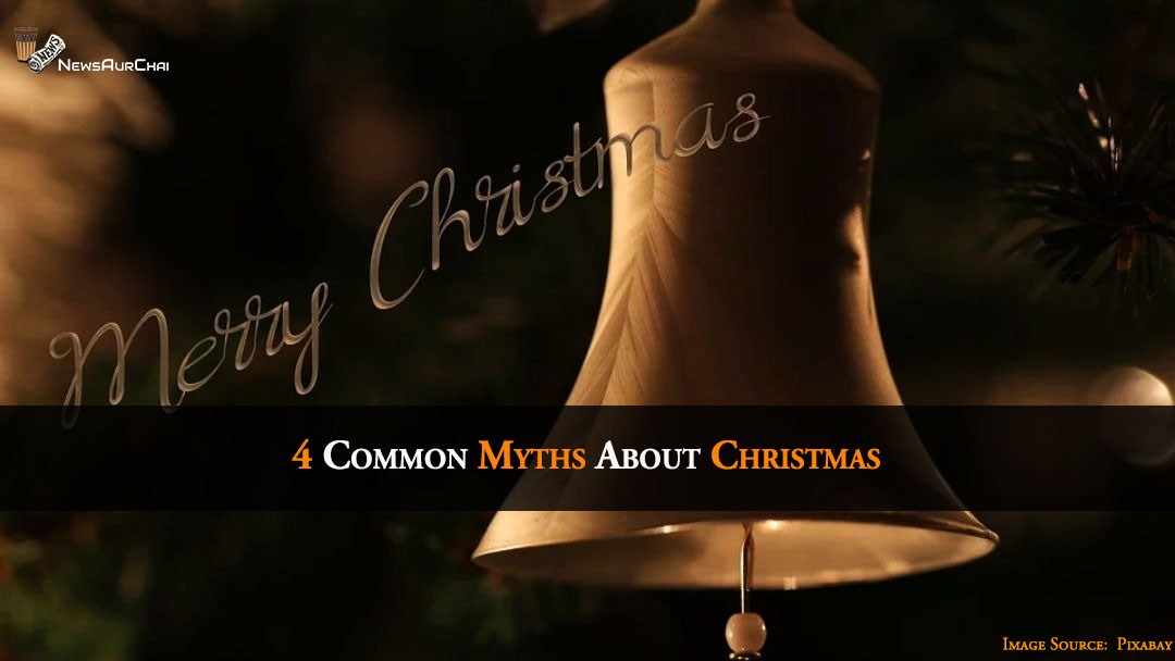 4 Common Myths About Christmas