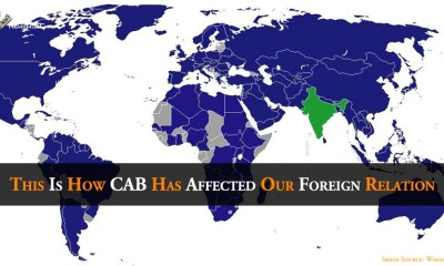 This Is How CAA Has Affected Our Foreign Relation