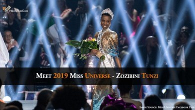 Photo of Meet 2019 Miss Universe – Zozibini Tunzi