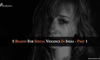 5 Reason For Sexual Violence In India - Part 1