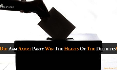 Did Aam Aadmi Party Win The Hearts Of The Delhiites?