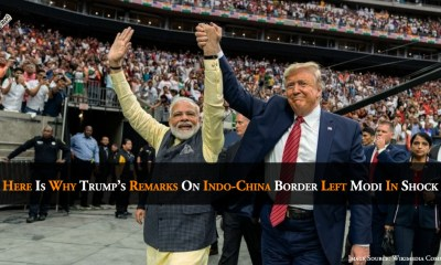 Here Is Why Trump's Remarks On Indo-China Border Left Modi In Shock