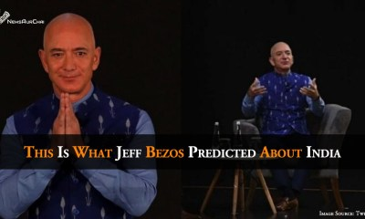 This Is What Jeff Bezos Predicted About India