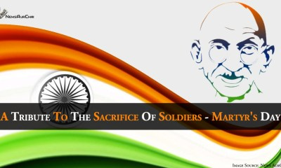 A Tribute To The Sacrifice Of Soldiers - Martyr's Day