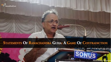 Photo of Statements Of Ramachandra Guha: A Game Of Contradiction
