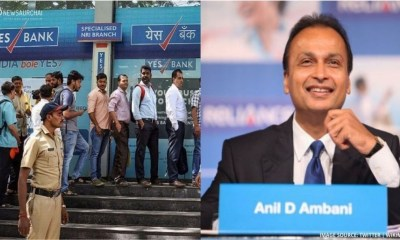 Yes Bank Crisis and Business Magnets Involvement