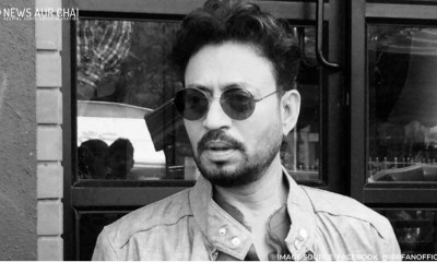 Irrfan Khan - The Actor Who Performed With His Eyes