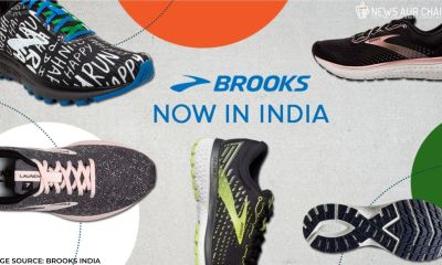 Renowned Shoe Manufacturer Brooks Happily Runs Into Indian Market